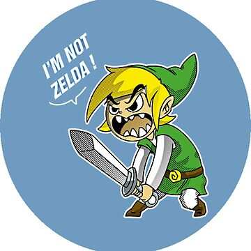 Angry Link by ggwp