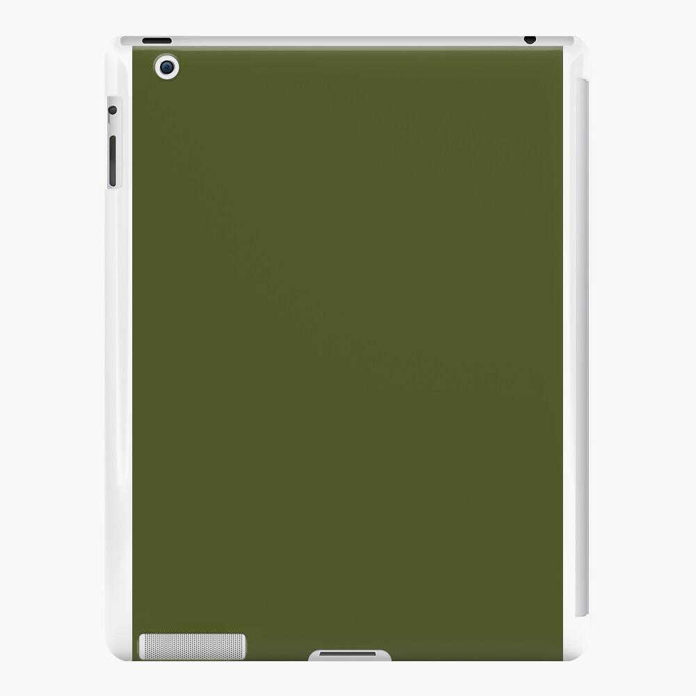 Verde militar Vinilos y fundas para iPad