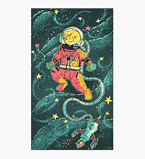 Astro Nagisa Photographic Print