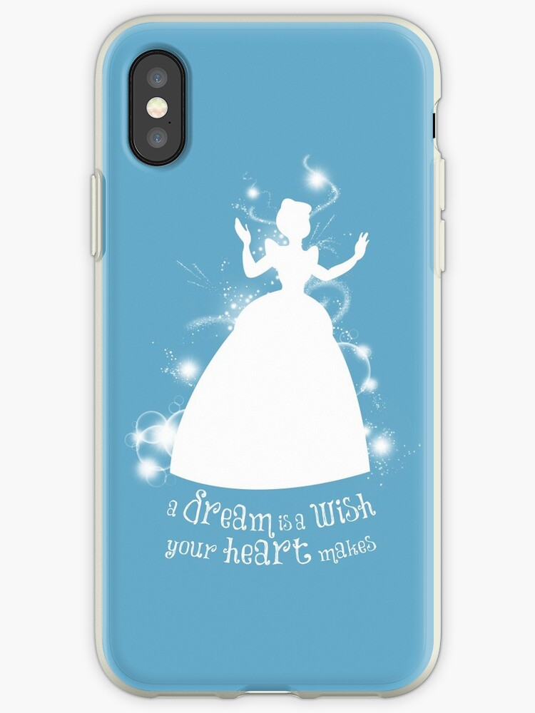 new style b5a00 1be16 'A Dream is a Wish...' iPhone Case by KaySaotome