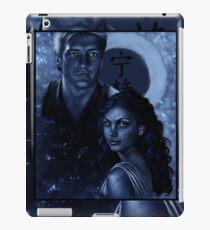 Sail this universe iPad Case/Skin