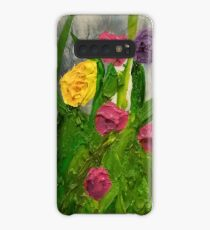 Flower Garden Case/Skin for Samsung Galaxy