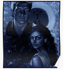 Sail this universe Poster