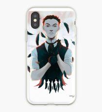 Vinilo o funda para iPhone Seis de cuervos