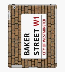 Baker Street Sign iPad Case/Skin