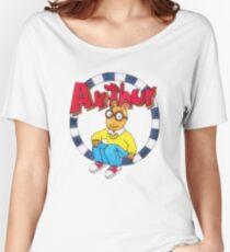 Arthur 2 Women's Relaxed Fit T-Shirt