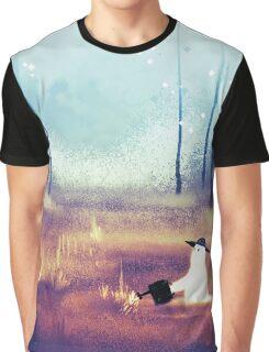 mint garden Graphic T-Shirt