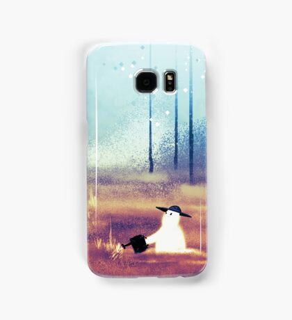mint garden Samsung Galaxy Case/Skin