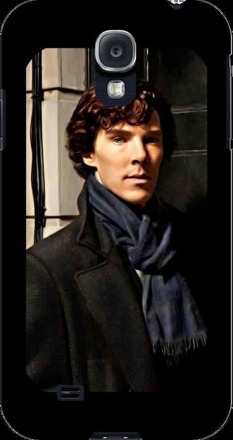 Sherlock at 221B by nero749