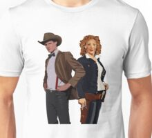 The Doctor and River Song Unisex T-Shirt
