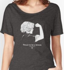 Proud To Be A Woman  Women's Relaxed Fit T-Shirt