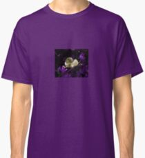 A Heart of Gold Leaf of Morning Glory Classic T-Shirt