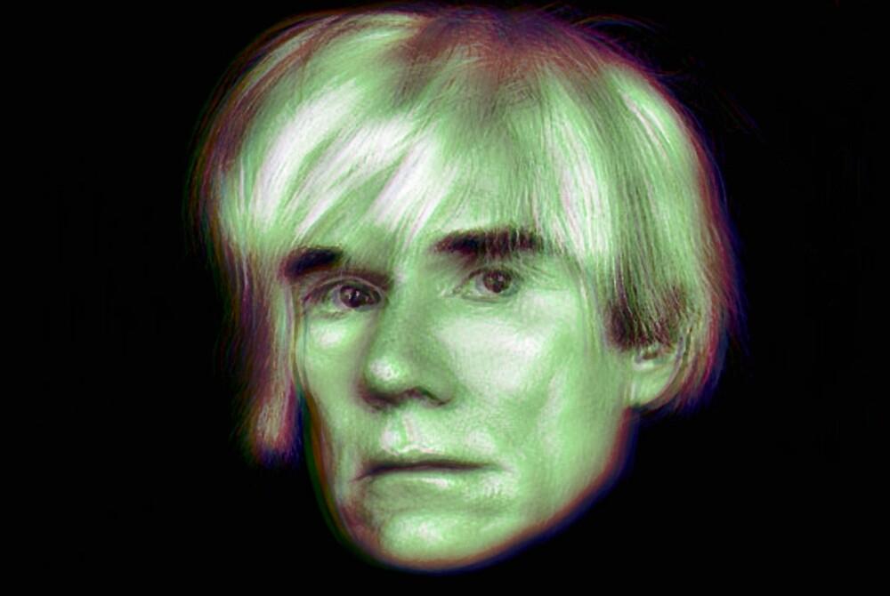 Warhol by Ian Seddon