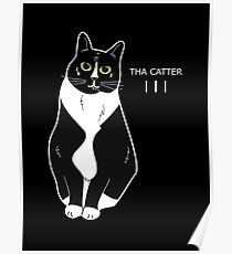 THE CATTER Poster