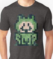 Super Mario Frog Vintage Pixels Unisex T-Shirt