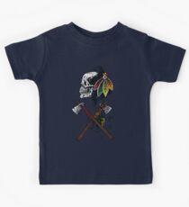 Geh nach Chicago Kinder T-Shirt