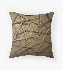 Random Three Throw Pillow