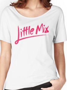 Little Mix - Pink Women's Relaxed Fit T-Shirt