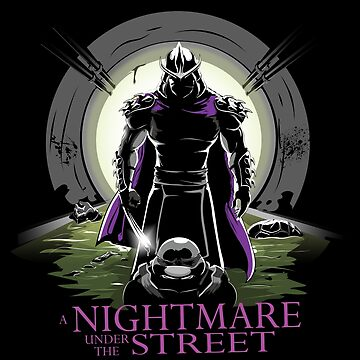 A Nightmare Under the Street by amodesigns