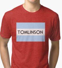 Toms Tomlinson Logo Tri-blend T-Shirt