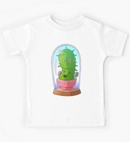 Frankenstein's cactus Kids Clothes