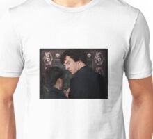 You flirted with Sherlock Holmes? Unisex T-Shirt