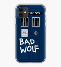doctor who time travel quote iphone case