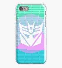 80s Decepticon Insignia iPhone Case/Skin