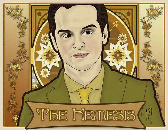 The Nemesis by nero749