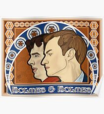 Holmes & Holmes Poster