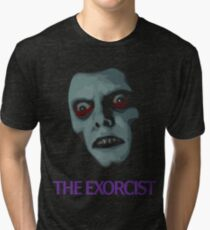 The Exorcist Hombre Pazuzu and Regan Camiseta 9HyyMBZje