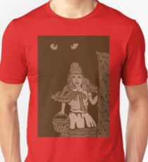 Little red riding hood vintage T-Shirt