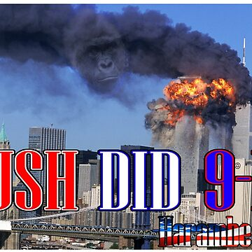 Haramabe Bush did 9-11 by CarsonRGS