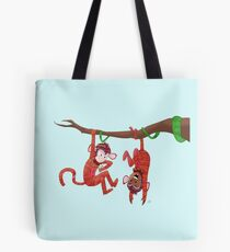 Monkeyshines Tote Bag