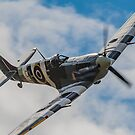 Spitfire AB910 by Lee Wilson