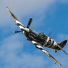 RAF Spitfire by Lee Wilson