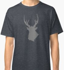 Mysterious stag Classic T-Shirt