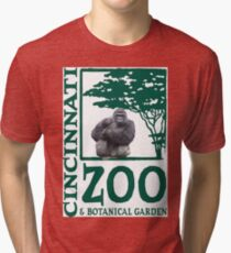 Cincinnati Zoo Tri-blend T-Shirt