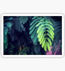 Green garden 3 Sticker