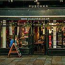 Puschka by Brian Tarr