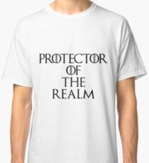 Protector Of The Realm Classic T-Shirt
