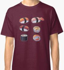 Sushi Pixel Art Classic T-Shirt
