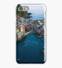 The Colourful Cinque Terre iPhone Case/Skin