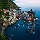 The Colourful Cinque Terre by TigerOPC