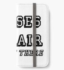 Bel Air Lyrics Highlight iPhone Wallet/Case/Skin
