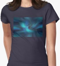 Concept Respect for Nature Women's Fitted T-Shirt