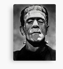 Frankenstein's Monster Canvas Print