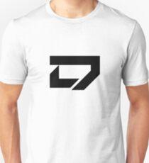 Dreamscape - Black Unisex T-Shirt
