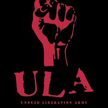 undead liberation army by sopheyrac