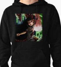 Persephone and the Netherworld Pullover Hoodie